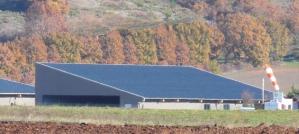 hangar ELECTRAVIA à Sisteron