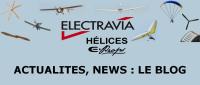 Le logo du BLOG Electravia