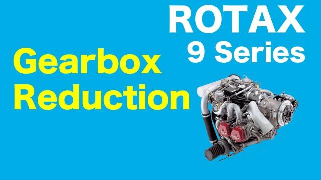 gearbox rotax 9 eprops