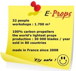 E-PROPS